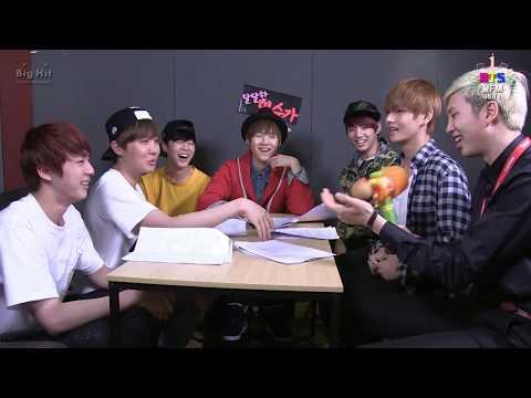 [BTS 꿀 FM 06.13] 1st BTS birthday 'BTS FESTA 2014'