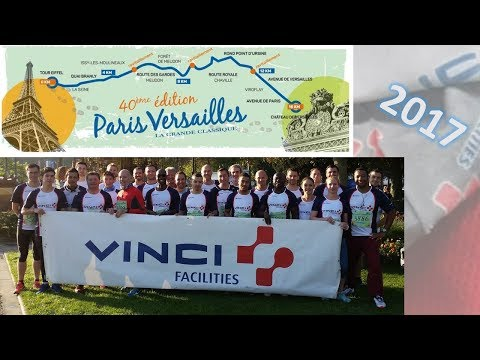 PARIS VERSAILLES 2017 par Running Team VF