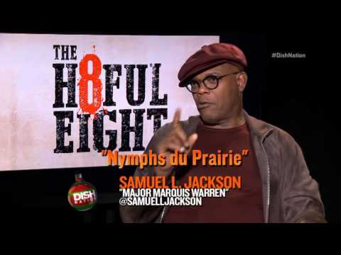 THE HATEFUL EIGHT Interviews