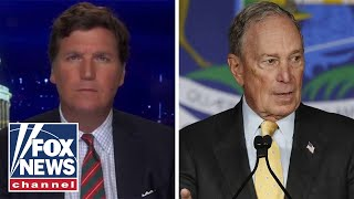 Tucker: Bloomberg is trying to buy the election