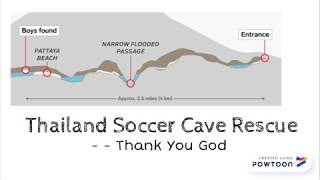 Thailand soccer team cave rescue - - Thank You God