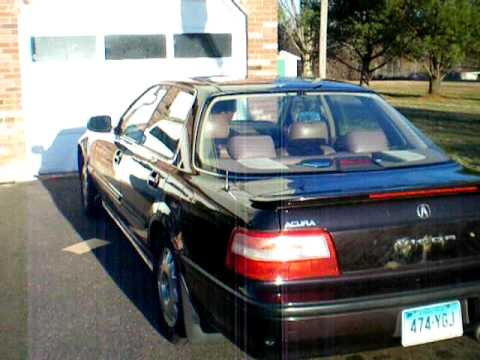 Acura Legend 6spd And Acura Vigor 5 Spd Youtube