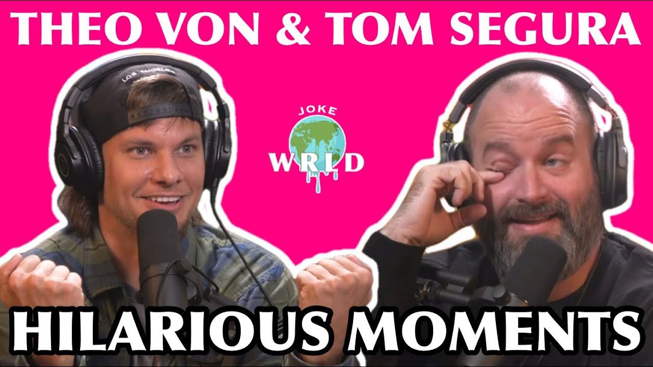 Best of Tom Segura & Theo Von  - PART 1