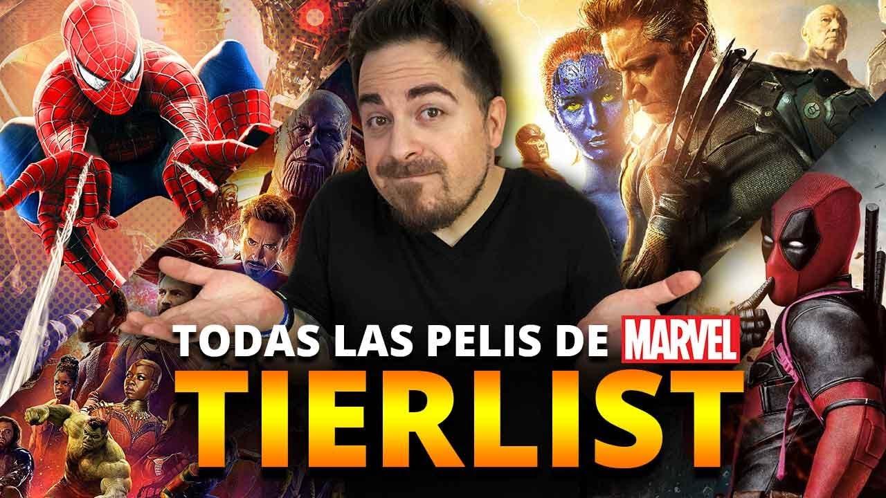 Download TOP PELIS MARVEL: De la MEJOR a la PEOR