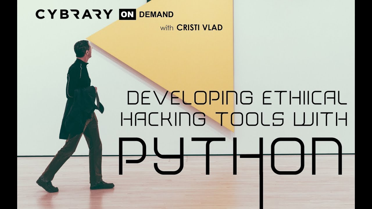 Coding Ethical Hacking Tools with Python - My Free Course