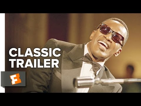 Ray (2004) Official Trailer - Jamie Foxx, Kerry Washington Movie HD