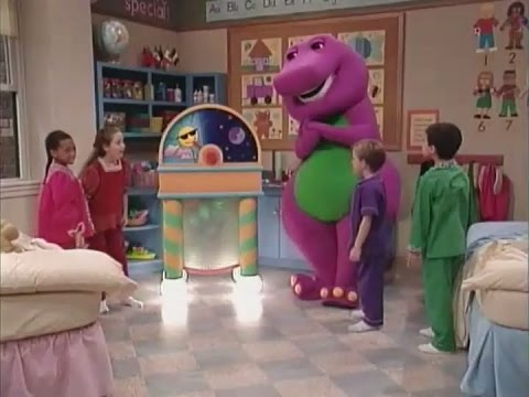 Barney's Good Day, Good Night