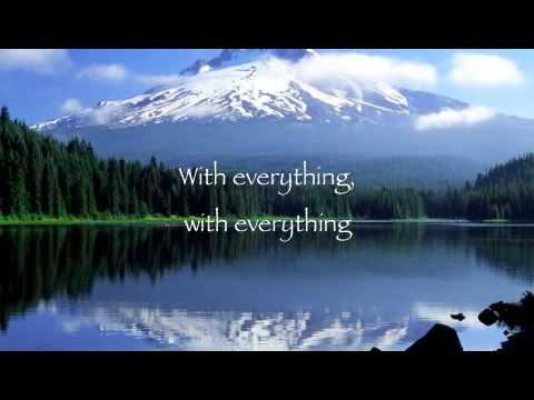 Hillsong-- With Everything