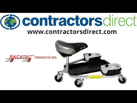 RAC-A-TAC Roller Knee Pads