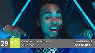 Billboard Latin Songs July 14, 2018  № 56