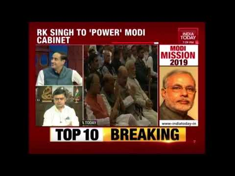Union Cabinet Rejig: Who's Up, Who's Down And Why