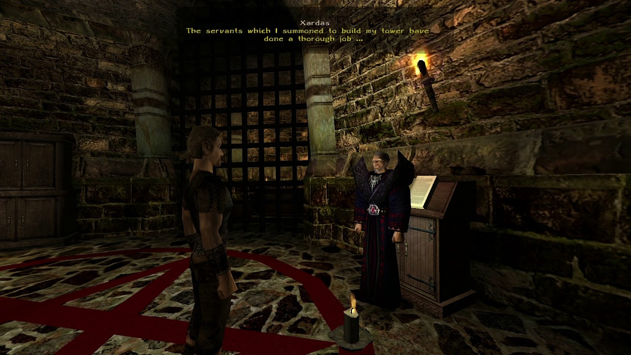 Gothic 2 Night of the Raven - Everything Done - Part 1 - Xardas ...