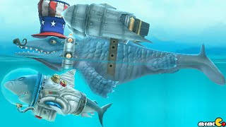 Hungry Shark Evolution: NEW BABY SHARK ASTROBABY In Sharky Shores!