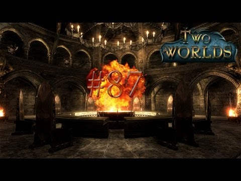 #87 Let's Play Two Worlds (DE/HD/Blind)-Das Ritual