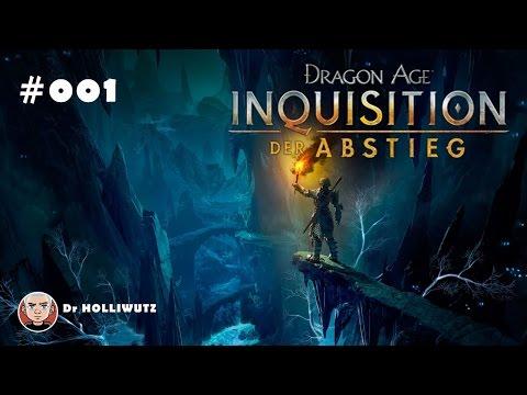 Der Abstieg #001 - Verteidigung des Durchbruchs [XBO][HD] | Let's play Dragon Age Inquisition