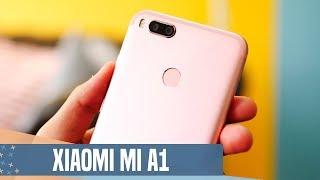Xiaomi Mi A1 review, una compra BRUTAL