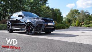 New Car Protection Detail. Range Rover SVR - #072 thumbnail