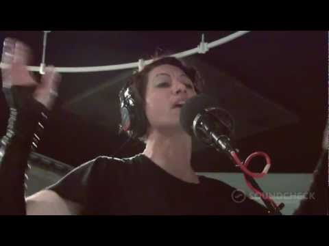 "Amanda Palmer: ""The Killing Type"" Live on Soundcheck"