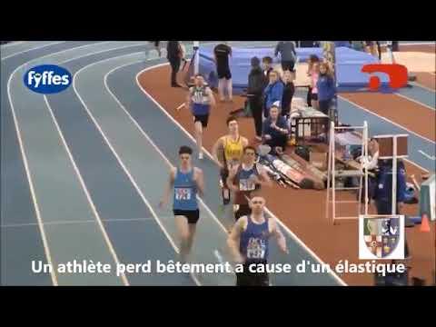 لقطات مضحكة في ألعاب القوى Images Insolites Athlétisme