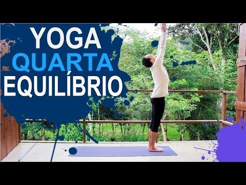 Quarta-feira: EQUILÍBRIO 🍃Yoga Matinal & Yoga para iniciantes