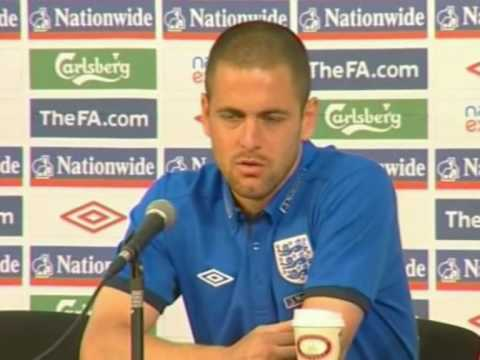 FIFA World Cup 2010 - Joe Cole talks to the press ahead of the USA game