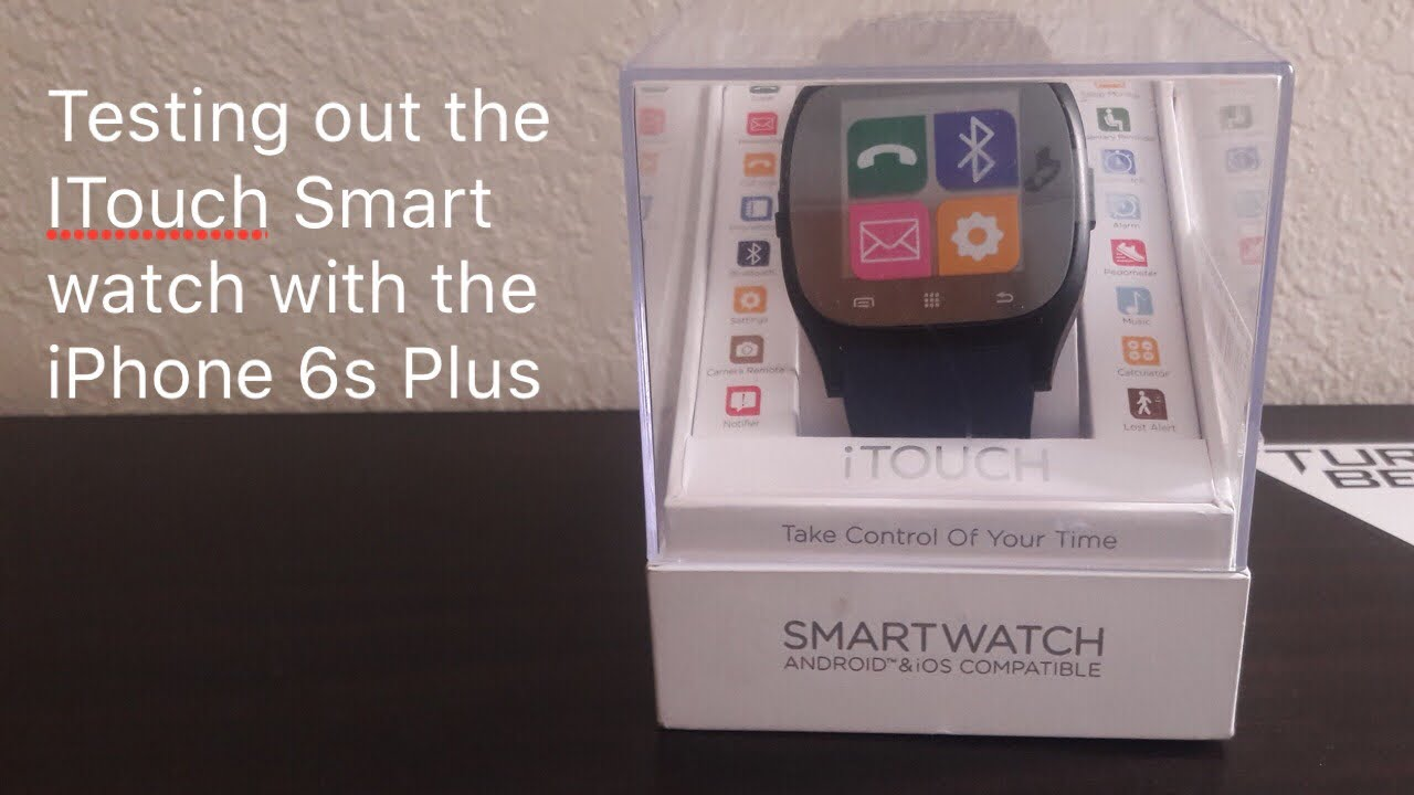 best service 8841e 531fc Review and Syncing my iTouch watch with the iPhone 6s Plus how does it  perform
