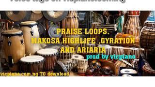Praise loops by vicpiano