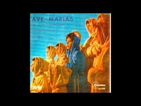 ANGELA MARIA E OS CANARINHOS DE PETRÓPOLIS   AVE MARIA DE B  SOMMA