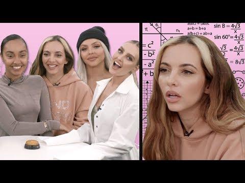 Little Mix Vs 'The Most Impossible Little Mix Quiz' | PopBuzz Meets