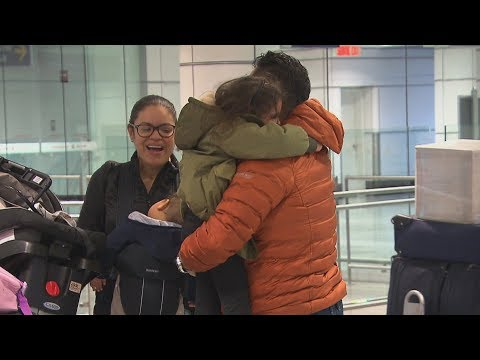 Canadians arriving from Morocco urge further help for those still stranded
