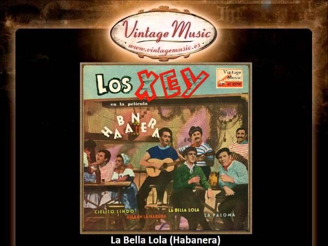 La Bella Lola Los Xey Shazam