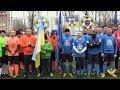 Відкриття Чемпіонату з футболу Всеукраїнської Ліги учасників АТО