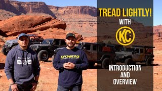 KC x Tread Lightly!    Introduction and Overview