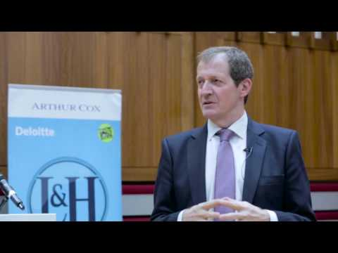 Alastair Campbell | Full Address | UCD Literary & Historical Society
