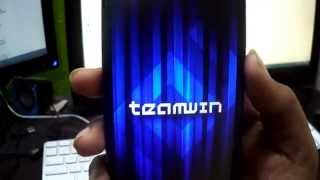 How To - Install TWRP Recovery On Moto G - Easiest Way