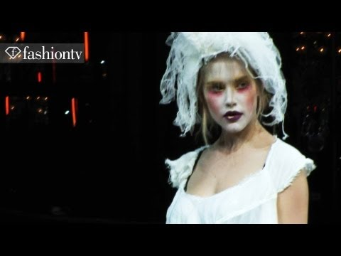 Vivienne Westwood Runway Show - Paris Fashion Week Spring 2012 PFW | FashionTV - FTV Travel Video
