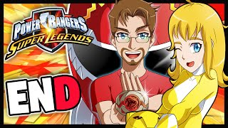Power Rangers Super Legends - ENDING Lord Zedd