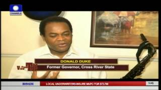 Donald Duke Highlights Factors That Led To The Fall Of PDP (PT2) 21/04/15