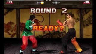 Tekken 3 ( PS1 ) - Lei - Arcade Mode - Original Music ( Dec 18, 2017 ) thumbnail