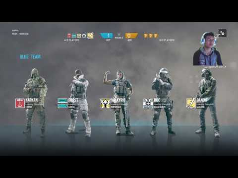 TOTAL DEFEAT AGAIN? | RAINBOW SIX SIEGE.(MALAYSIA)(PS4)