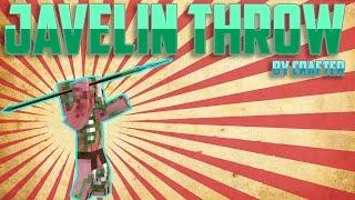 Monster School: Javelin Throw - Minecraft Animation | Olympics