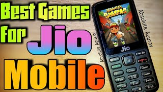 Jio phone Games: Best game for jio mobile (2018)   How to play Games in jio device