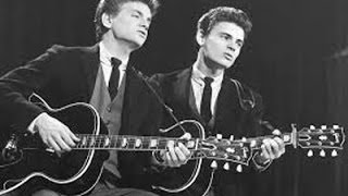 Everly Brothers Slideshow - Grateful Dead - Wake Up Little Susie