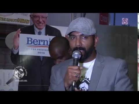 Brand New Congress meeting: Stephen Metoyer, Black Men for Bernie
