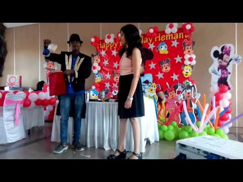 magician birthday party magic show hire magician 09891478183