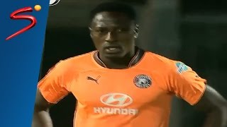 Teko Modise Goal vs Swallows - Goalkeeping mistake