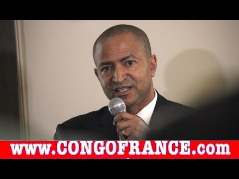 MOISE KATUMBI De Retour Au CONGO, Protéger par les Américains, Suivez la déclaration
