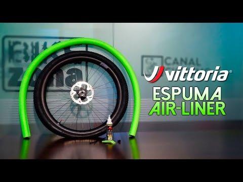 El antipinchazos definitivo: Air-Liner de Vittoria