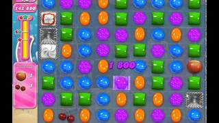 Candy Crush Saga - level 932 (3 star, No boosters)