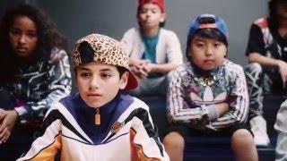 Dzieciaki w choreografii do Chrisa Browna - Picture Me Rollin